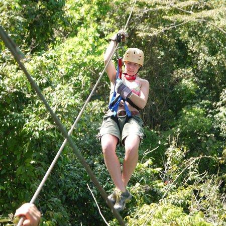 SunTrails Montezuma Waterfall Canopy Tour