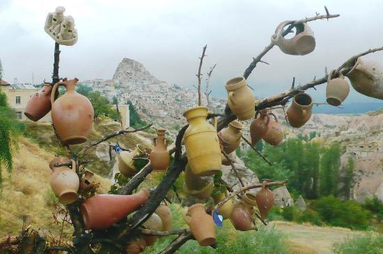 Zemi-Tal: Albero di vasi