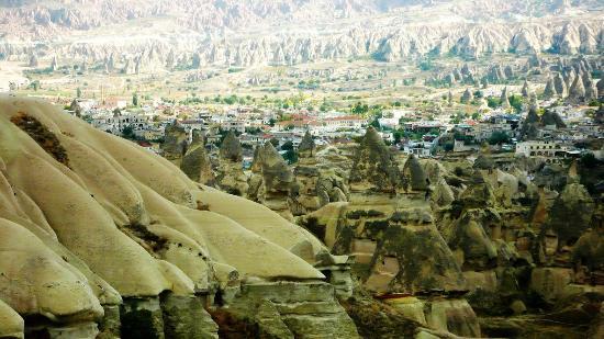 Zemi-Tal: Pinnacoli