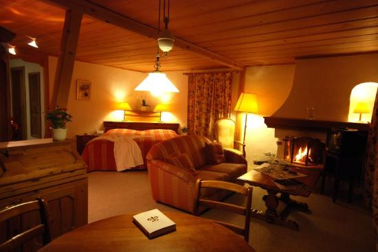 Hotel Alpenrose: Junior Suite