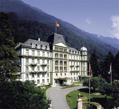 Lindner Grand Hotel Beau Rivage Updated 2018 Prices Resort Reviews Interlaken Switzerland Tripadvisor