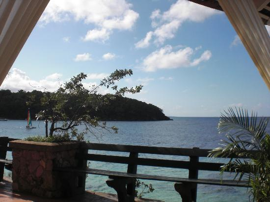 Couples Sans Souci: it is so beautiful here