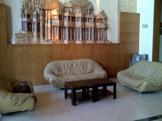 Lords Inn Somnath : Lobby