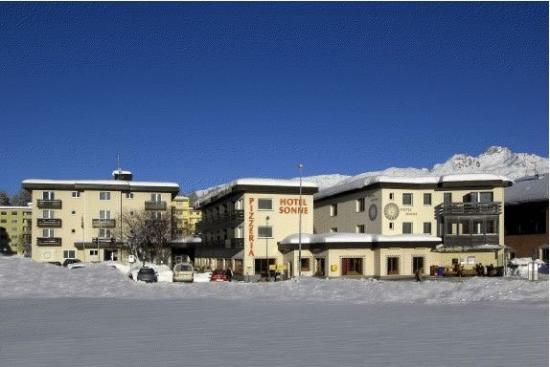 Hotel Sonne: Winter View