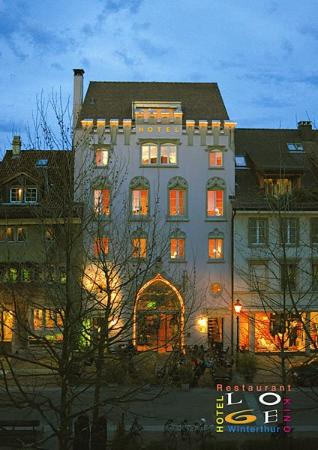 Hotel Loge Winterthur: Exterior