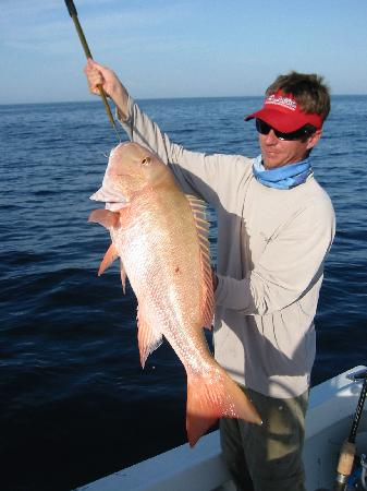 Capt Chris Morrison Fishing Charters: Snapper
