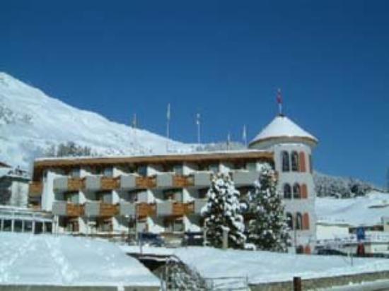 Photo of Turmhotel Victoria Davos