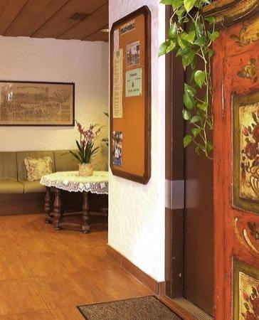 Weinhof Hotel Restaurant: Lounge