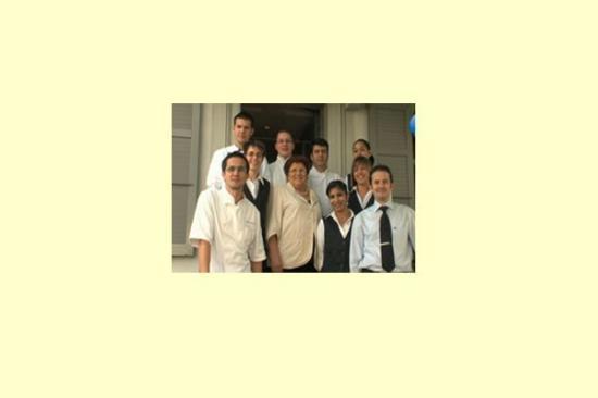 Hotel Restaurant Ochsen: Staff