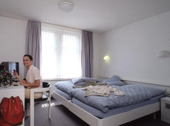 Hotel Restaurant Ochsen: Double room