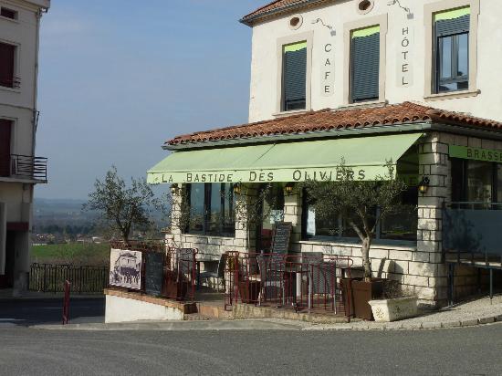 La Bastide des Oliviers : great place to eat