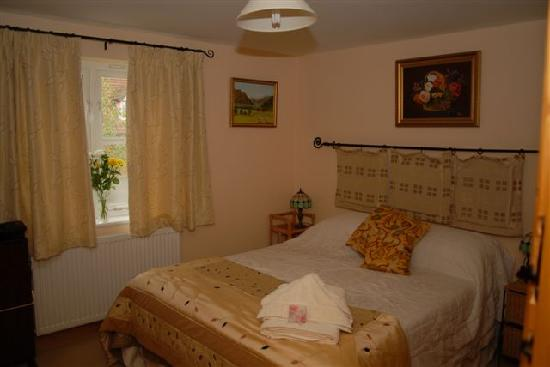 Apple Tree Cottage Bed & Breakfast: En-suite double room
