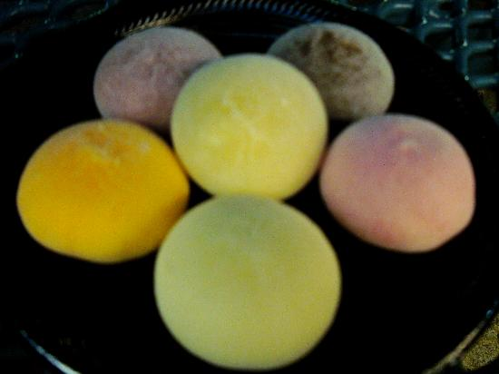 Bubbies Homemade Ice Cream: delish!