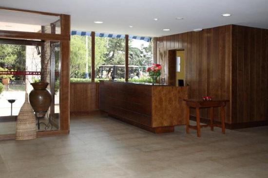 Hotel El Hidalgo: Reception