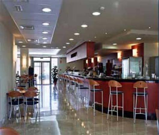 Hotel Capitulaciones: Coffe Shop