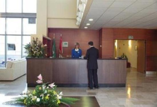 Hotel Capitulaciones: The Hotel