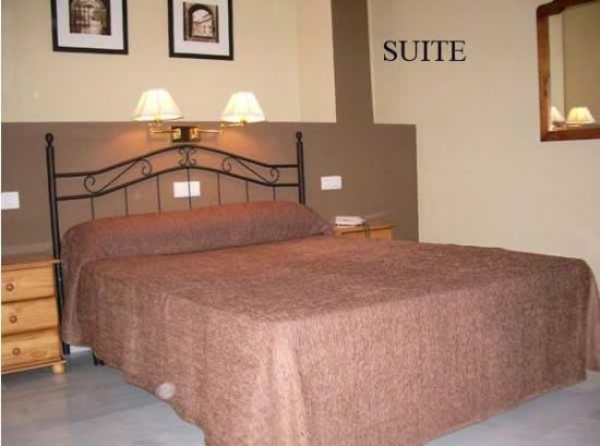 Hotel El Desembarco: Suite Room