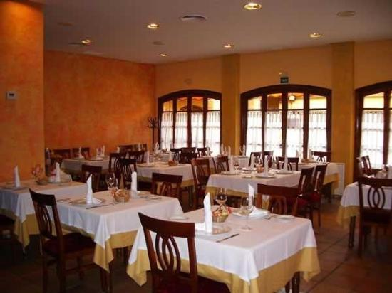 Hotel El Desembarco: Restaurant