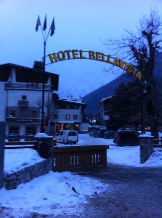 Hotel Bellavista: Ingresso