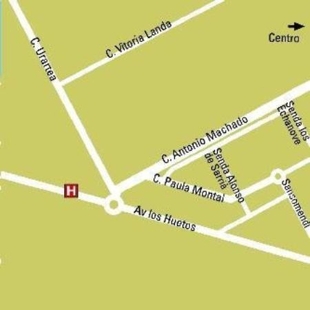 Gobeo Park: Area