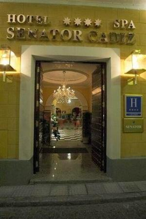 Photo of Senator Cadiz Spa Hotel Cádiz