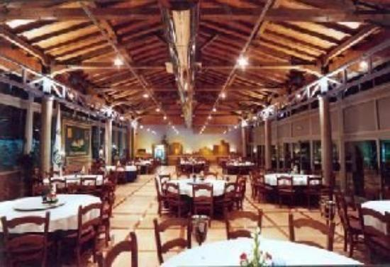 Hotel Montearagon: Restaurant