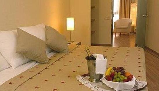 Hotel Ciutat de Granollers: Guest room