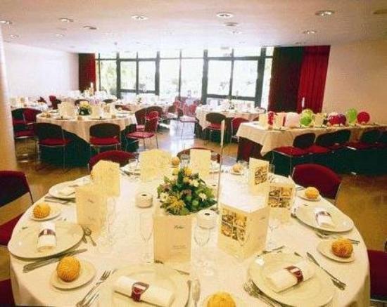 Hotel Ciutat de Granollers: Restaurant