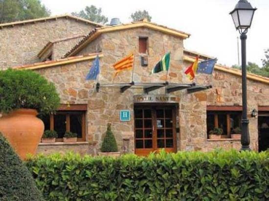 Sant Ferriol Hotel Spa: Hotel
