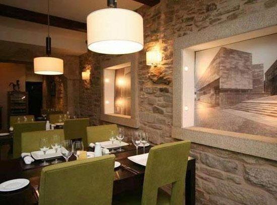Hotel Alda Algalia: Restaurant