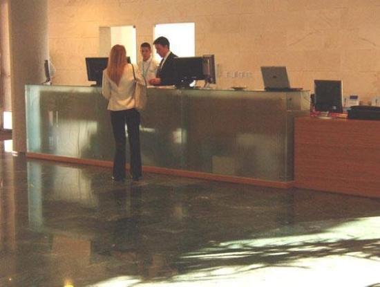 Thalasia Costa de Murcia : Lobby View