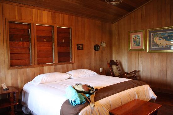 Windy Hill Resort : une chambre