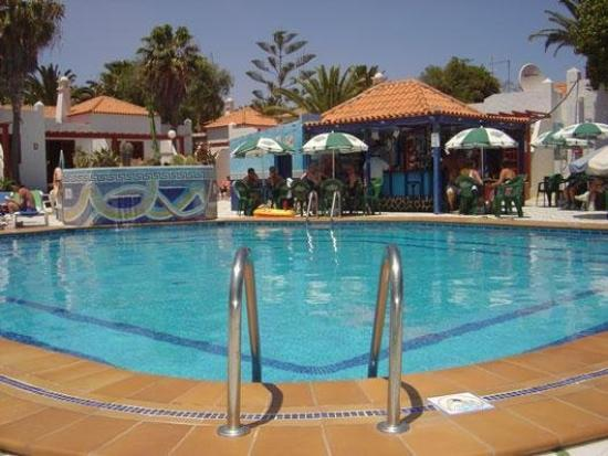 Castillo Beach: Pool