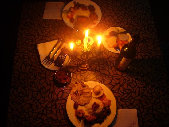 Grand View Hotel: The Candle Lite Dinner