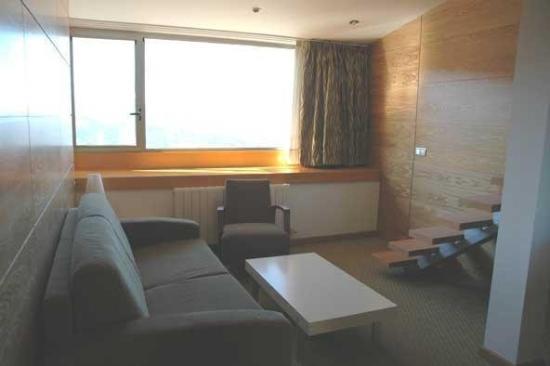 Sercotel Hotel & Spa La Collada: Guest Room