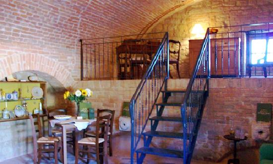 La Country House Il Vecchio Fienile: reception