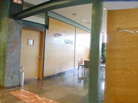 Hotel Ruta Jacobea: Cafeteria
