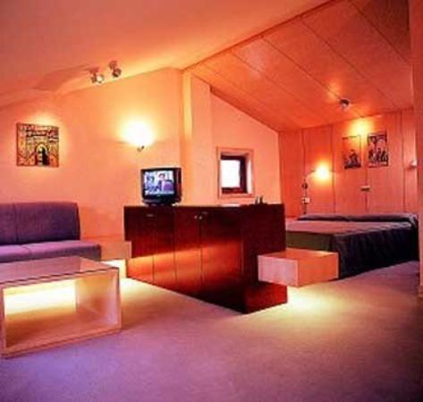 Hotel Ruta Jacobea: Guest Room