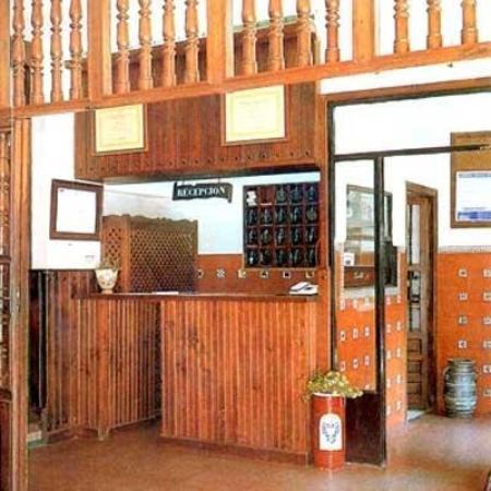 Hostal Maravilla: The Hotel