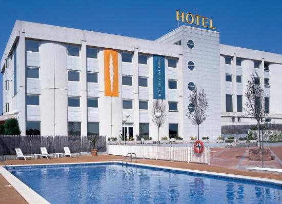 Серданьола-дель-Вальес, Испания: Hotel
