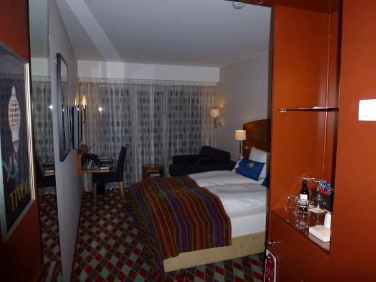 Tivoli Hotel Room 501