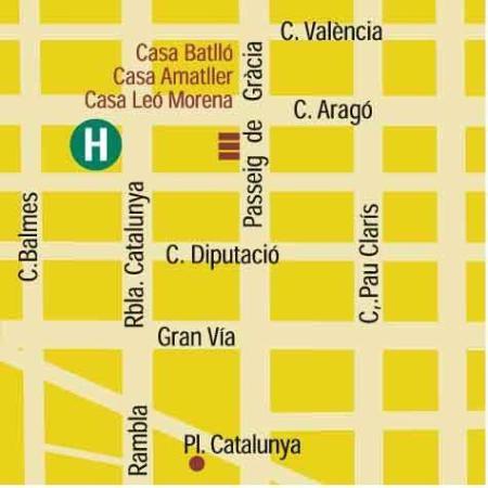 HCC Taber: Map