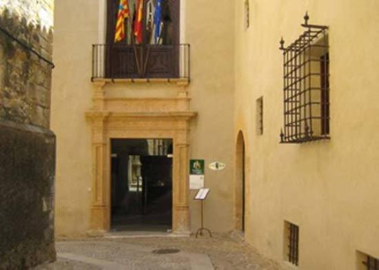 La Iglesuela del Cid, Испания: Exterior View