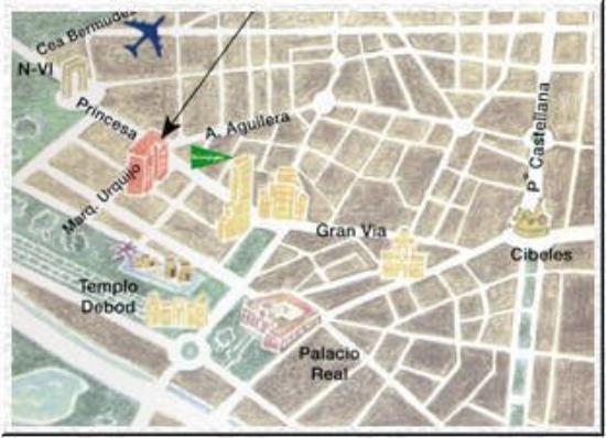 Aparthotel Rosales : The Hotel