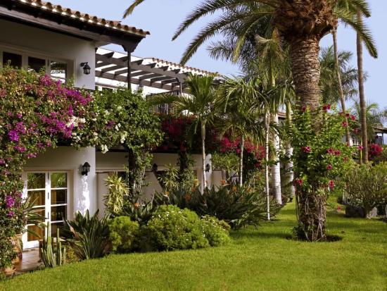 Seaside Grand Hotel Residencia: Garden View