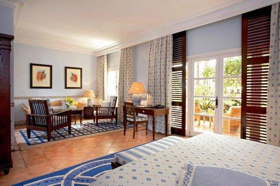 Seaside Grand Hotel Residencia: Suite