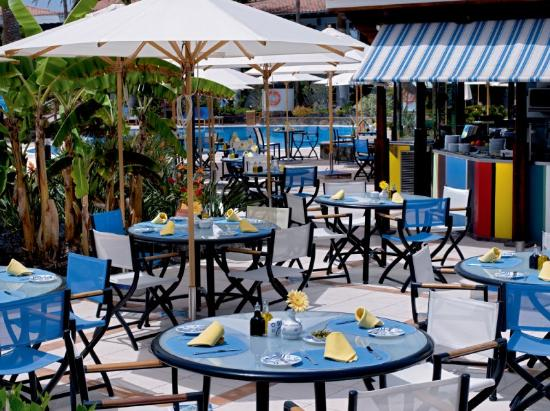 Seaside Grand Hotel Residencia : Bar/Lounge