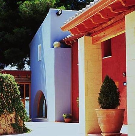 Cases de Sant Jaume : Exterior view