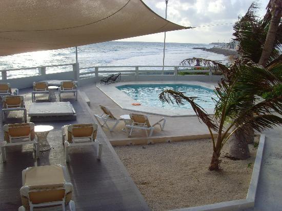 Hotel Rocamar: Pool