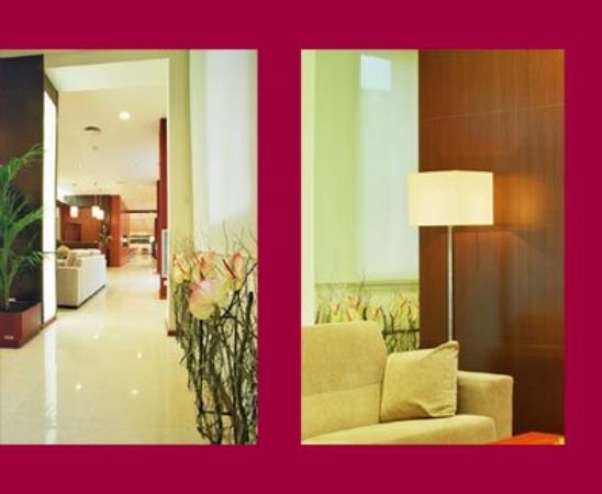 Hotel Berga Park: Lobby View